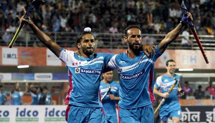 Hockey India League: Uttar Pradesh Wizards and Ranchi Rays play goalless draw