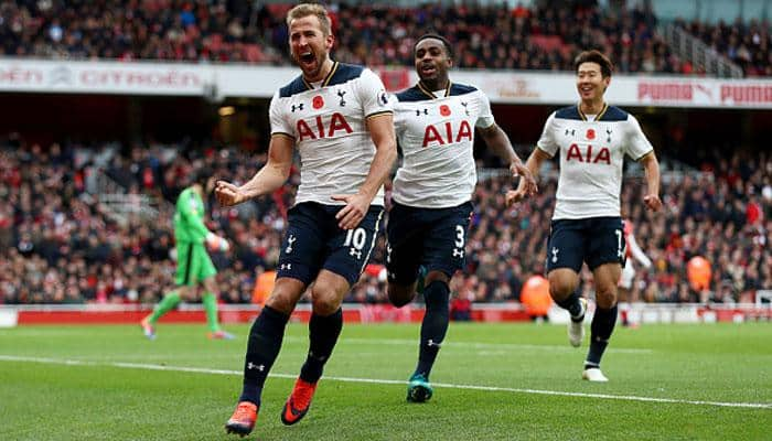 Premier League: Harry Kane's penalty helps Spurs beat Middlesbrough 1-0