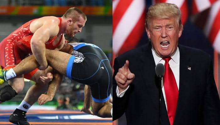 Iran welcomes US wrestling team to country after Donald Trumps travel ban halted by federal court