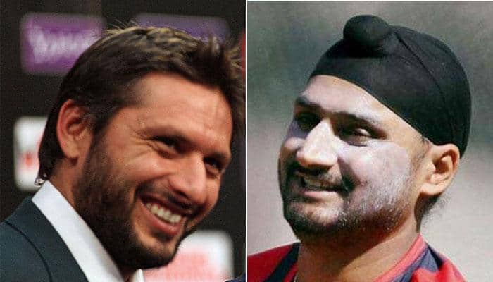 Harbhajan Singh's profound video message to Shahid Afridi gives India-Pakistan rivalry new colour — WATCH