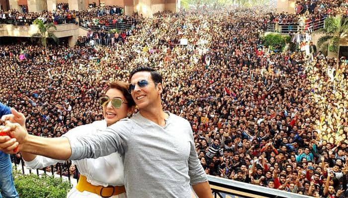 'Jolly LL.B 2' promotions: Akshay Kumar reminisces 'good old' college days