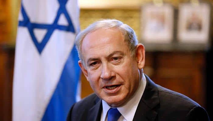 Israel's Netanyahu urges Britain to join Iran sanctions