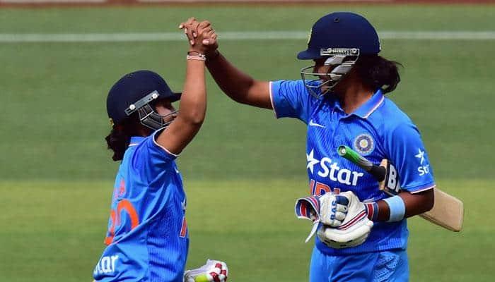 India thrash Sri Lanka by 114 runs in Women's World Cup Qualifier opener