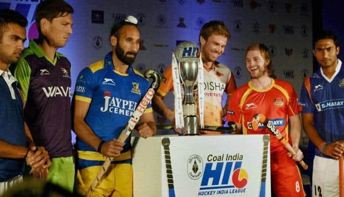 Hockey India League: Brilliant Delhi Waveriders spank UP Wizards 8-1 to register 1st win
