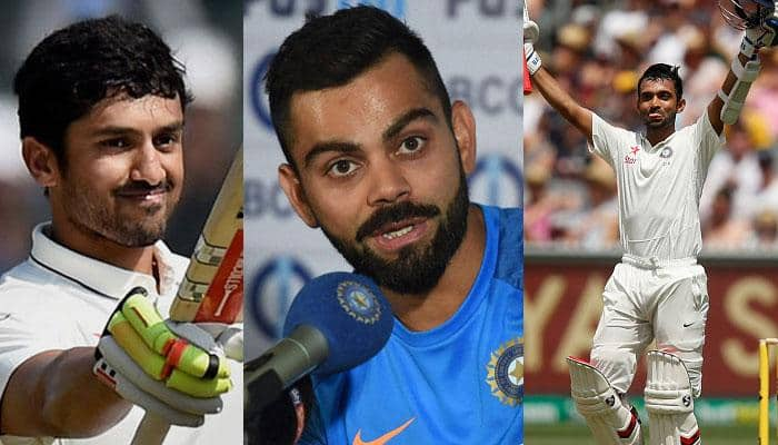 Ind vs Ban: Was Virat Kohli right in dropping Karun Nair after a triple ton? Read what experts have to say
