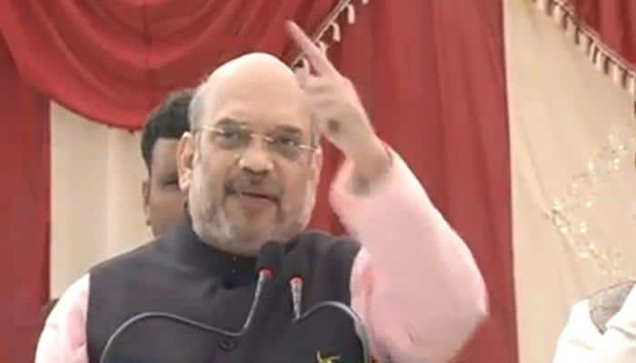 Raincoat barb row: Amit Shah reminds Rahul Gandhi of Sonia Gandhi's remark against PM Narendra Modi