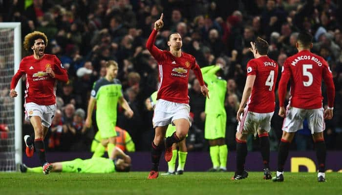 Manchester United's revenue climbs up by 18 percent