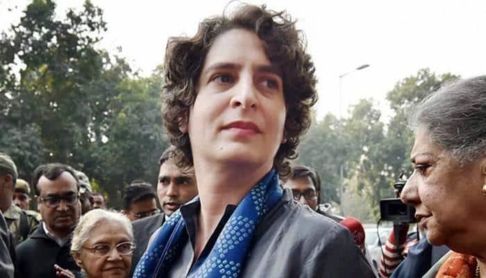 Priyanka Gandhi to campaign in Amethi, Raebareli