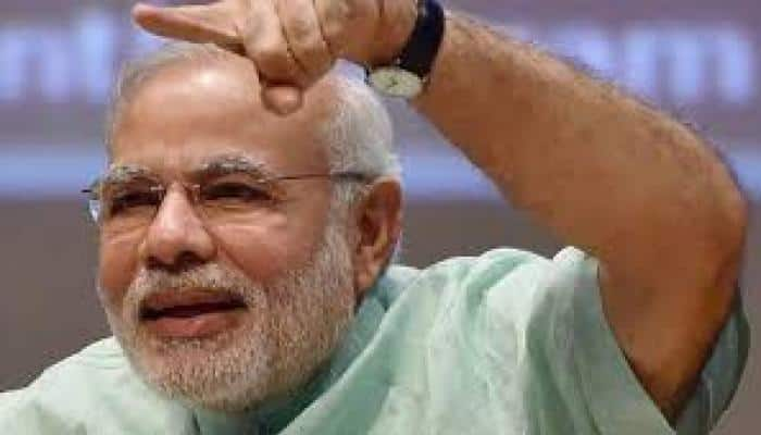 Those who talk of potato factories can't work for farmers: PM Modi
