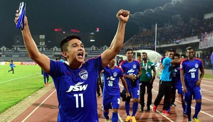 Sunil Chhetri says Asian Cup will develop Indian football