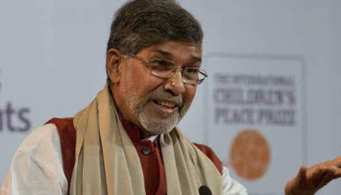 Kailash Satyarthi's stolen Nobel replica recovered, three arrested