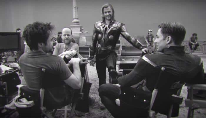 'Avengers: Infinity War' first look will gear you up for the awesomeness