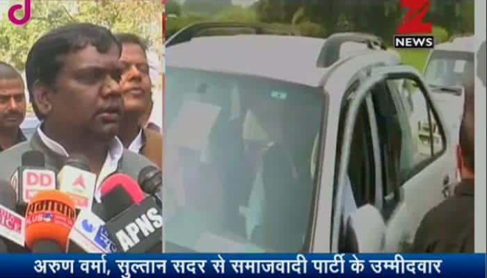 Woman, who accused SP MLA Arun Verma of rape, found dead; police suspect strangulation