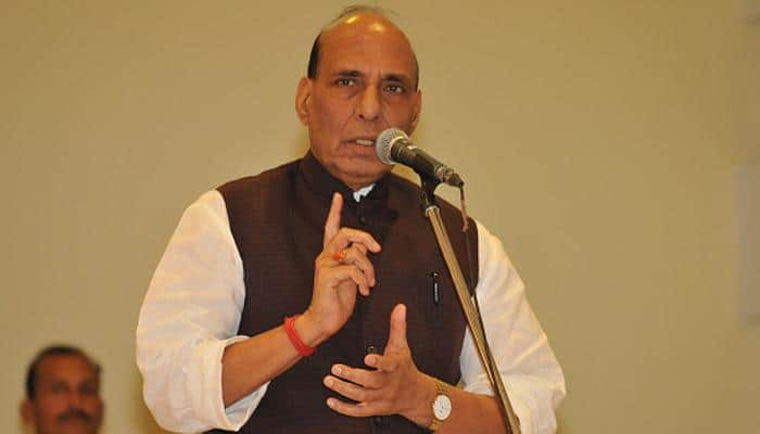 Uttarakhand Assembly polls: Congress is a sinking ship being deserted by all, says Rajnath Singh