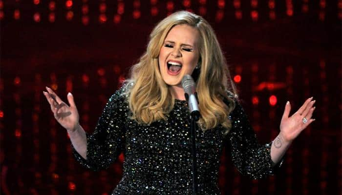Adele is set to record girl power anthem with Beyonce