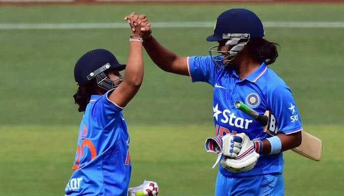 India beat South Africa by 45 runs in Women's World Cup Qualifiers
