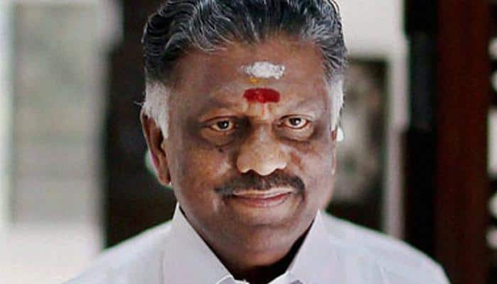 Fight will continue: O Panneerselvam
