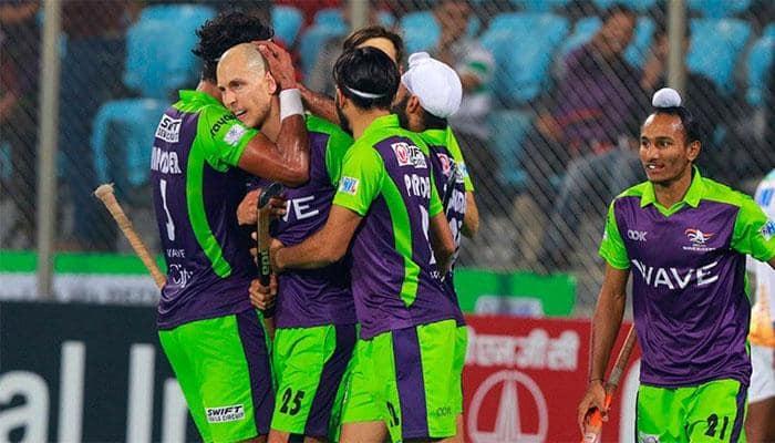 Hockey India League: Delhi Waveriders thrash Punjab Warriors 6-1, jump to 3rd spot in standings