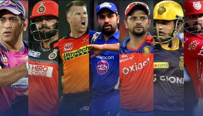 #IPL2017Auction: Top 5 players up for grabs ahead of 10th edition of Indian Premier League