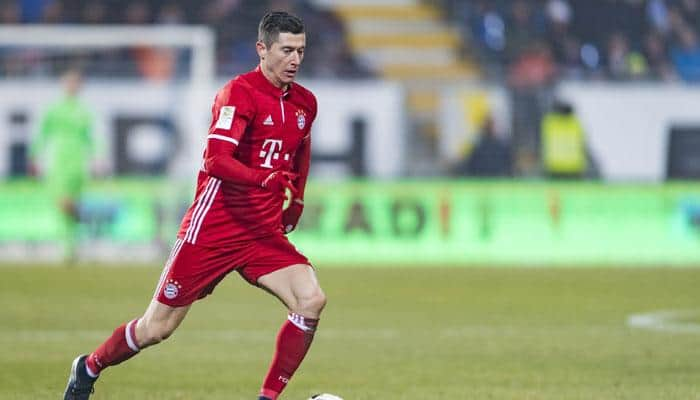Bundesliga: Robert Lewandowski's late strike helps Bayern Munich salvage a draw against Hertha Berlin