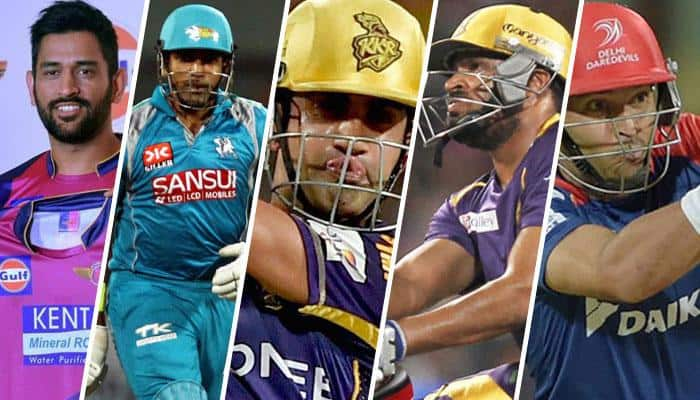 Indian Premier League: 5 most expensive players in the past