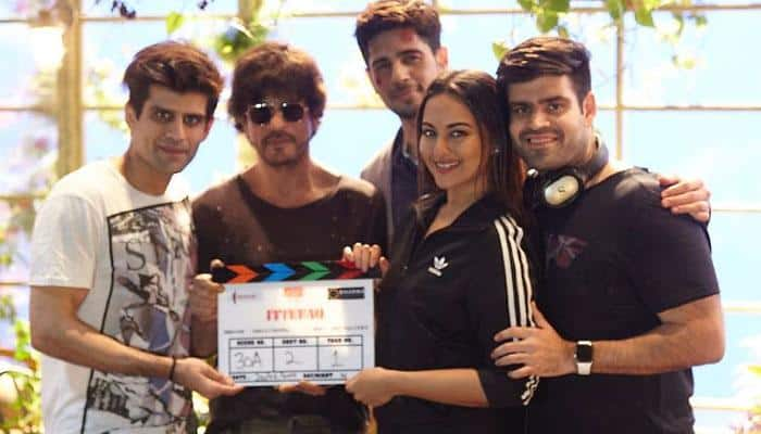 Shah Rukh Khan thanks 'Ittefaq' team for recreating his Yash Chopra film