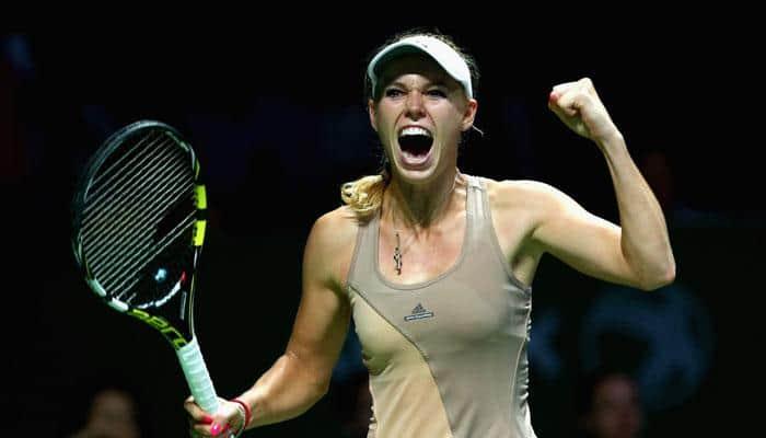 Dubai Championships: Caroline Wozniacki gets back to work with Dubai win over Darya Kasatkina