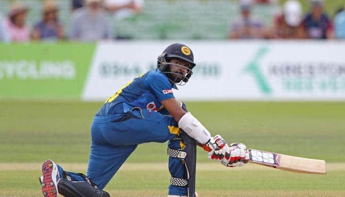Australia vs Sri Lanka: Niroshan Dickwella suspended for showing dissent during second T20I against Aussies