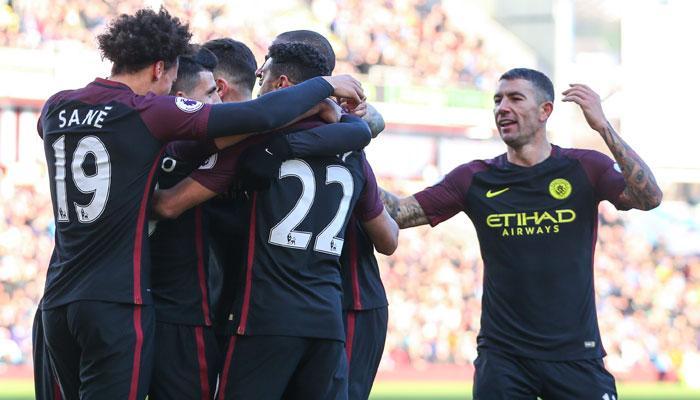Champions League: Sergio Aguero stars as Manchester City sink Monaco 5-3 in a thriller