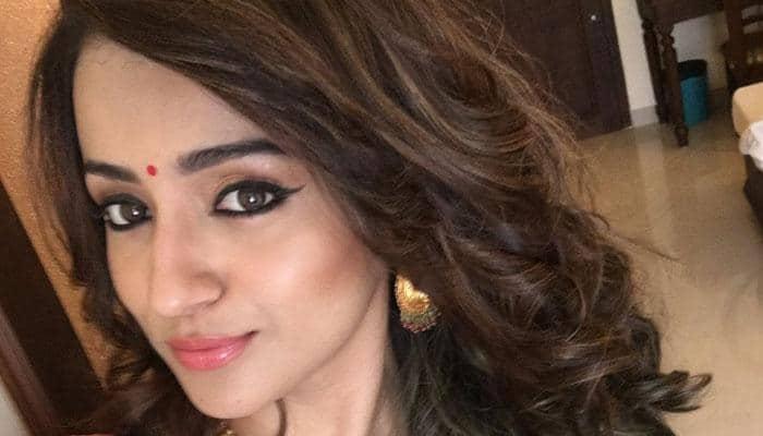 Trisha Krishnan excited about 'Saamy 2' with Vikram