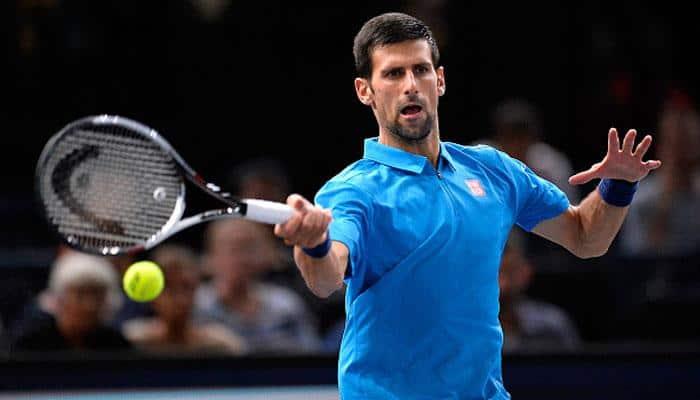 Novak Djokovic back on court at Acapulco after shoulder injury