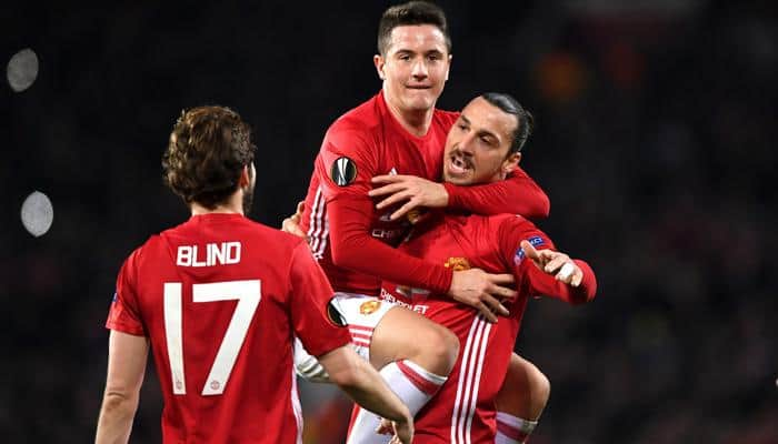 Europa League Round of 16 Draw: Title favourites Manchester United draw Rostov