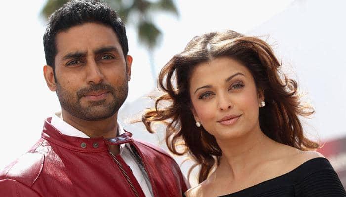 Aishwarya Rai and Abhishek Bachchan to team up for a film?