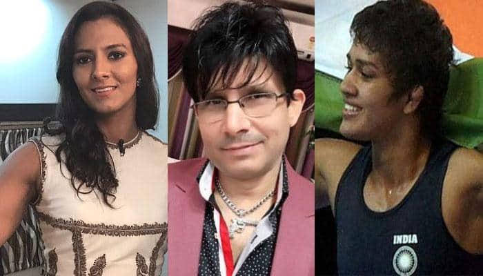 Gurmehar Kaur row: Babita Phogat, Geeta Phogat hit out at Kamaal Rashid Khan in Twitter Dangal