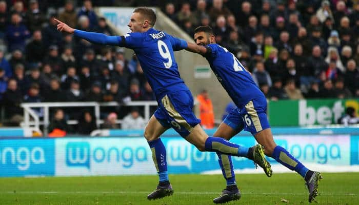 EPL Report: Leicester City clears Hull danger with Riyad Mahrez's goal; Manolo Gabbiadini helps Southampton escape Watford humiliation
