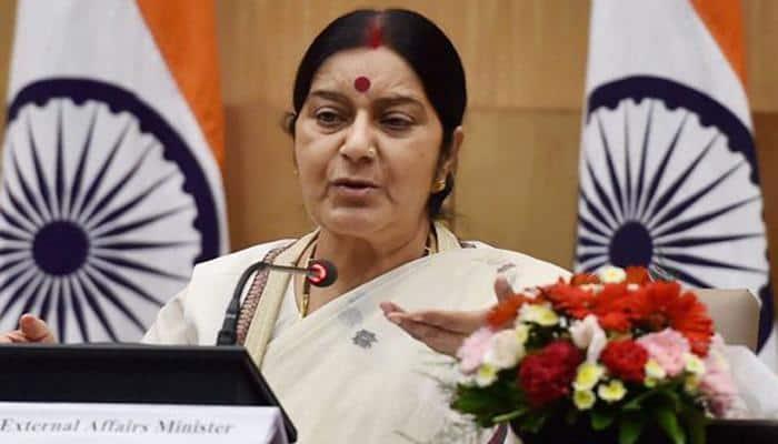 Pained to hear about killing Indian-origin man in South Carolina: Sushma Swaraj