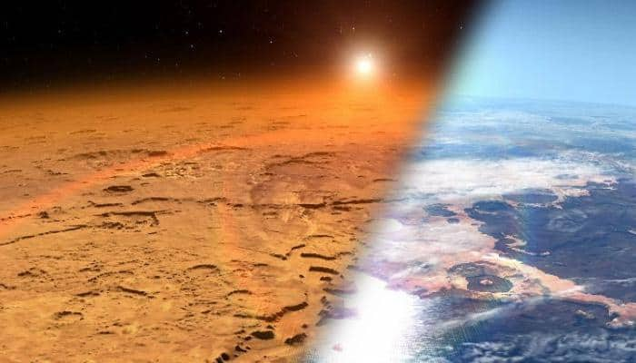 NASA plans to launch magnetic shield into space to make Mars habitable