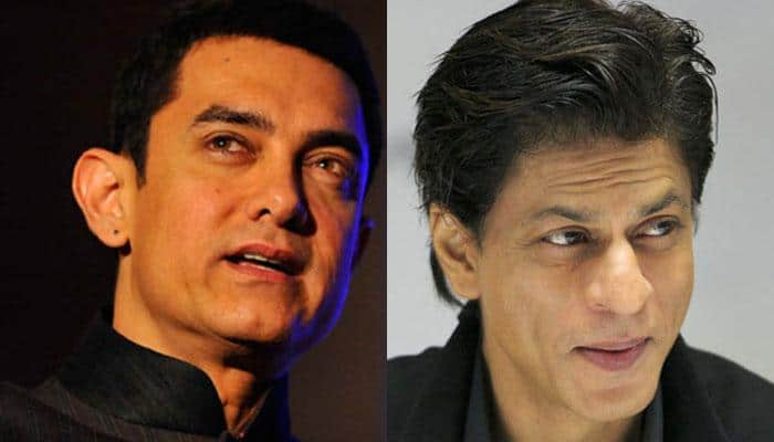 Aamir Khan and Shah Rukh Khan to team up for an ad?