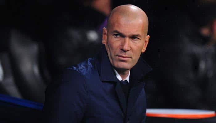 Champions League: Expect no let up from Real Madrid, Zinedine Zidane warns Napoli