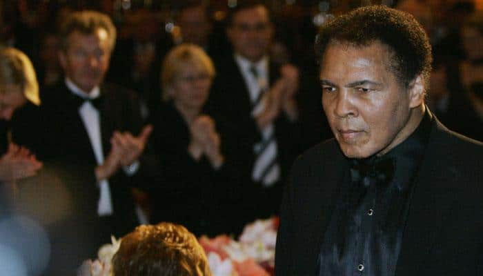 Muhammad Ali Jr. stopped at Reagan National Airport, asked where he was born