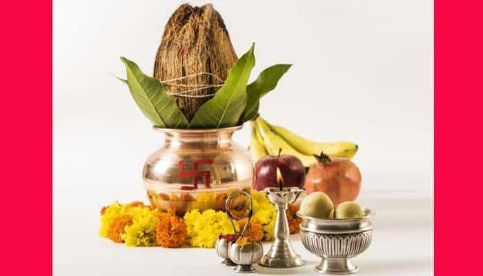 Chaitra Navaratri 2017: Day 1 - Ghatasthapana Puja timings and Vidhi