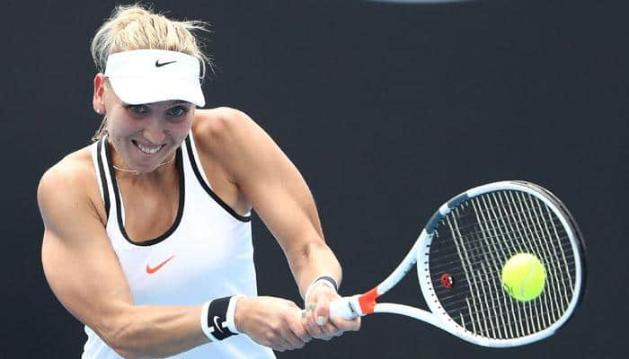 Indian Wells Masters: Elema Vesnina shocks favourite Angelique Kerber in fourth-round