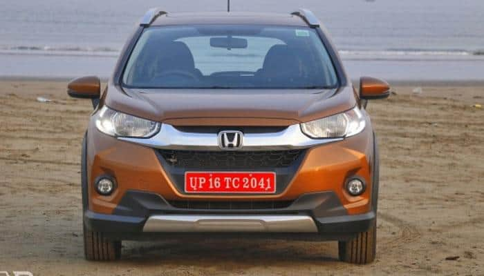 Honda WR-V to be launched tomorrow