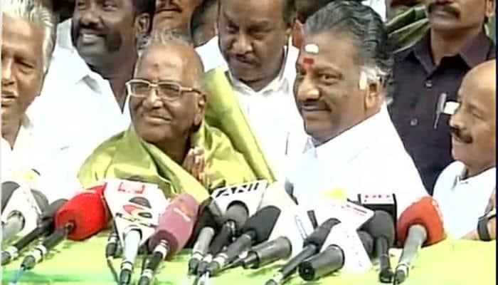 Panneerselvam's masterstroke – Amma-MGR loyalist Madhusudhanan will contest from RK Nagar