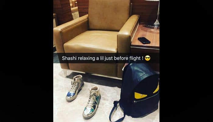 Anushka Sharma's 'Phillauri': Invisible Shashi gets special attention before boarding flight – Watch