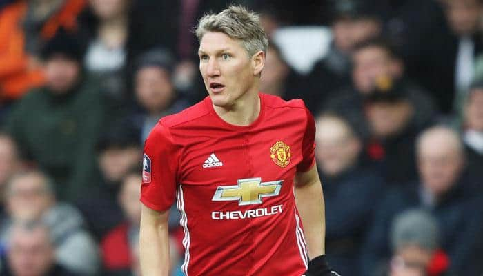 World cup winner Bastian Schweinsteiger leaves Manchester United to sign for MLS club Chicago Fire