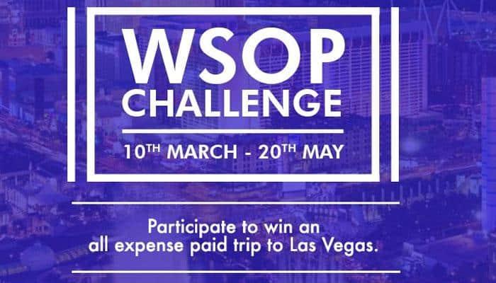 Pokernation takes you to Las Vegas!