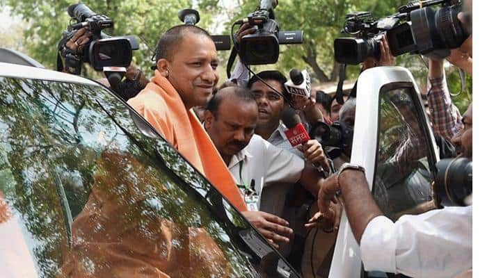 CM Yogi Adityanath to Uttar Pradesh govt officials: Don't chew pan, gutka while on duty