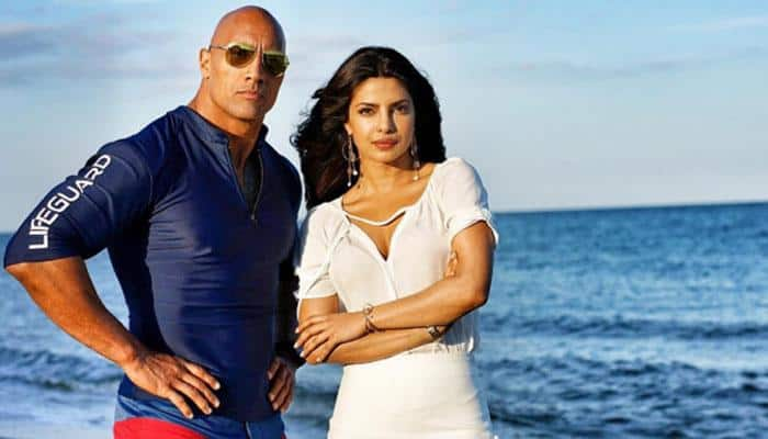 'Baywatch' new trailer gives us another glimpse of Priyanka Chopra – WATCH