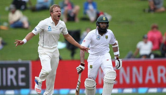 New Zealand vs South Africa, 3rd Test: DRS bungle aids Proteas on rain-hit Day 1